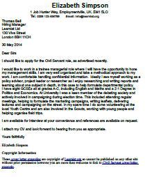 How to write address on cover letter
