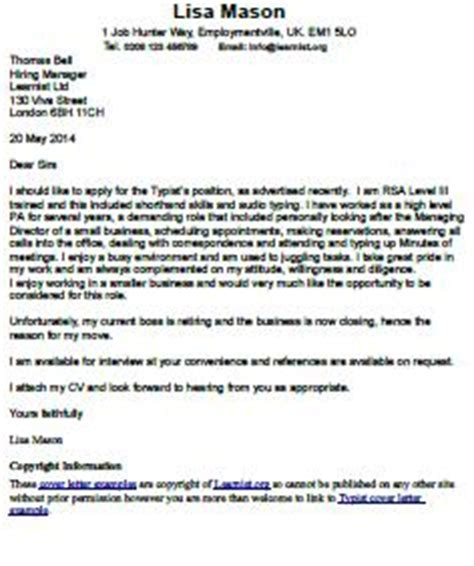 How to Address a Cover Letter for Internships